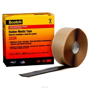 3M Scotch 2228 Samospajalny lepik (50mmx3m)